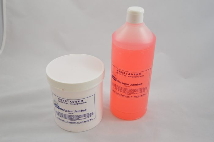 Gel pour jambes